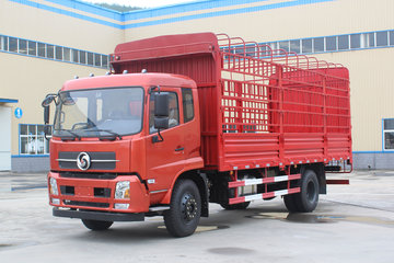 川交汽车 中卡 180马力 4X2 6.8米仓栅式载货车(CJ5160CCYD5AB)