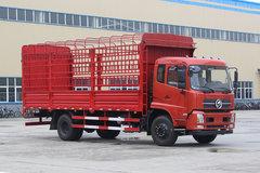 川交汽车中卡 160马力 4X2 6.8米仓栅式载货车(速比4.875)(CJ5160CCYD48A)