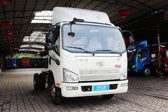 解放 J6F 130马力 4.21米单排轻卡底盘(CA5046XXYP40K2L1E5A84-3) 卡车图片