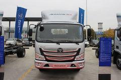 福田 欧马可S3系 143马力 3.8米排半厢式轻卡(高配)(BJ5048XXY-FE)