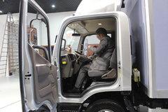 福田 欧马可S3系 143马力 4.14米单排厢式轻卡(国五)(BJ5048XXY-FE)