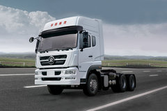 中国重汽 斯太尔DM5G重卡 380马力 6X4危险品牵引车(ZZ4253N3241E1NW) 卡车图片