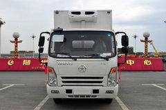 大运轻卡 奥普力 143马力 4X2 4.1米冷藏车(CGC5040XLCHDD33E)