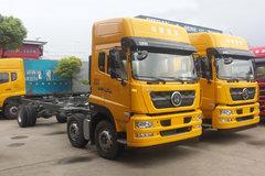 中国重汽 斯太尔DM5G重卡 280马力 6X2 9.4米栏板载货车(ZZ1203M56CGD1) 卡车图片