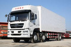 中国重汽 斯太尔DM5G重卡 240马力 6X2 9.4米厢式载货车(7挡)(ZZ5203XXYM56CGD1) 卡车图片