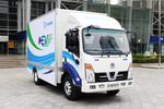 吉利远程 E200 标准版 4.2米单排厢式载货车(纯电动)(DNC5070XXYBEV01)
