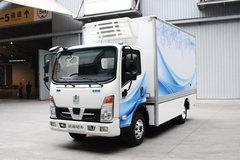 吉利远程 E200 豪华版 4.2米单排冷藏车(纯电动)