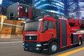 中��重汽 汕德卡SITRAK C5H重卡 340�R力 4X2云梯消防�底�P(ZZ5206N501GE1)