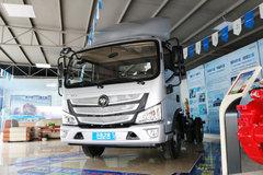 福田欧马可S3  143马力 4.2米单排载货车底盘(BJ1088VEJEA-F1) 卡车图片
