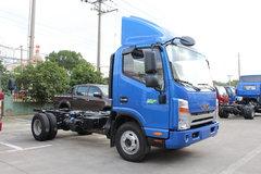 江淮 帅铃H330 143马力 4.2米单排载货车底盘(HFC1043P71K1C2V) 卡车图片