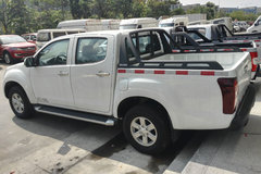江西五十铃 D-MAX 2015款 精英型 2.5L柴油 两驱 双排皮卡(2WD AT 高通过)
