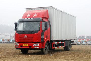 一汽解放 J6L中卡 180马力 4X2 7.7米厢式载货车(CA5180XXYP62K1L5E5)