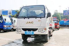 江淮康铃X1 87马力 4X2 2400轴距自卸式垃圾车(EQ1160GX5DJ)