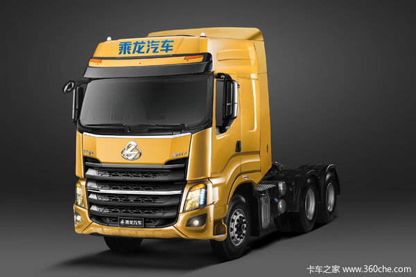 东风柳汽 乘龙H7重卡 430马力 6X4牵引车