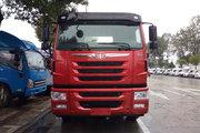 青岛解放 天V重卡 460马力 6X4 LNG牵引车(玉柴)(国六)(CA4250P2K8T1NE6A80)