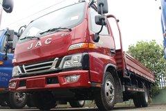 江淮 骏铃V5 120马力 4.18米单排栏板轻卡(5挡)(HFC1045P92K1C2V) 卡车图片