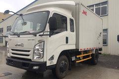 江铃 凯锐800 重载版 152马力 3.7米排半厢式轻卡(JX5047XXYXPGB2) 卡车图片