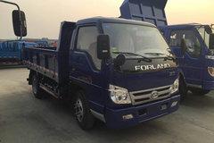 福田瑞沃 金刚 运输型 102马力 3.5米自卸车(BJ3042DBJEA-G1) 卡车图片