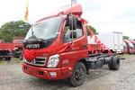 福田 奥铃TX 110马力 4.2米厢式轻卡底盘(BJ5049XXY-C1)