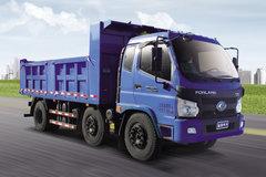 福田瑞沃 金刚 工程型 154马力 5.2米自卸车(BJ3185DKPFB-2) 卡车图片