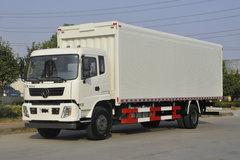 东风新疆 专底系列 180马力 4X2 7.7米厢式载货车(EQ5180XXYGD5D) 卡车图片