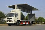 东风 专底系列 180马力 4X2 7.7米翼开启厢式载货车(EQ5180XYKGD5D)