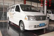 金杯 新快运 标准型 106马力 2.0L封闭货车(长轴)