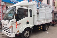 唐骏欧铃 T1系列 82马力 3.4米排半仓栅式微卡(ZB5040CCYKPC6F) 卡车图片
