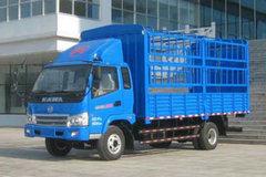 凯马 凯捷 115马力 5.3米排半仓栅式轻卡(KMC5142CCYA42P4) 卡车图片