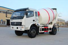 大运 运隆 140马力 4X2 3.6方混凝土搅拌车(DYQ5169GJB1)