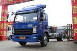 中国重汽HOWO 统帅 154马力 5.2米排半厢式载货车底盘(ZZ5147XXYG421CE1)
