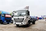 福田 欧马可S3系 143马力 4.14米单排厢式载货车底盘(BJ5088XXY-F2)图片