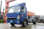 中国重汽HOWO 悍将 143马力 4.2米单排厢式轻卡底盘(ZZ5047XXYF3315E145)