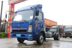 中国重汽HOWO 悍将 143马力 4.15米单排厢式轻卡底盘(ZZ5047XXYF3315E145) 卡车图片