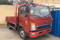 中国重汽HOWO 悍将 重载版 170马力 4.165米单排栏板轻卡(ZZ1087F331CE183)