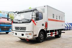 东风 多利卡D6-S 115马力 4.17米易燃气体厢式运输车(EQ5041XRQ3BDFACWXP)