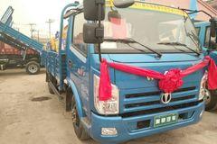 奥驰 V3系列 115马力 4.2米单排栏板轻卡(FD1046W63K) 卡车图片