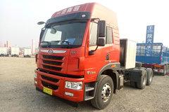 青岛解放 悍V准重卡 336马力 6X4 LNG牵引车(CA4251P1K15T1NE5A80) 卡车图片