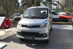 福田商务车 风景V3 2015款 基本型 61马力 1.0L面包车
