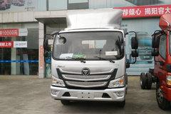 福田 奥铃CTS 143马力 4.2米单排栏板轻卡(BJ1088VEJEA-F2) 卡车图片