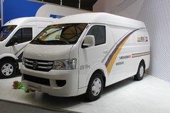 福田商务车 风景G7 商旅版 129马力 封闭厢式货车