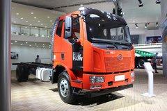 一汽解放 J6L中卡 180马力 4X2 6.8米载货车底盘(CA1160P62K1L4A1E5)