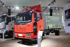 一汽解放 J6L中卡 180马力 4X2 7.7米厢式载货车底盘(CA5160XXYP62K1L5A2E5)