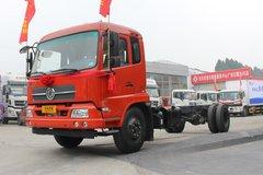 东风商用车 天锦中卡 160马力 4X2 7.7米排半厢式载货车(DFH5120XXYB2)