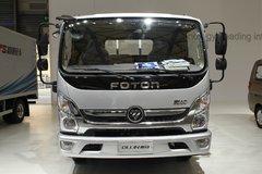 福田 奥铃CTS 143马力 4.2米单排栏板轻卡(BJ1048V9JEA-FA) 卡车图片