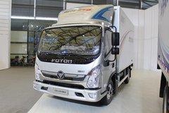 福田 奥铃CTS 131马力 4.14米单排厢式轻卡(BJ5048XXY-FC) 卡车图片