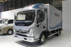 福田 奥铃CTS 129马力 4.2米单排厢式轻卡(BJ5088XXY-F2) 卡车图片