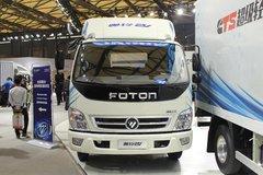 福田 奥铃EV 82马力 单排厢式纯电动底盘(BJ5049XXYEV2) 卡车图片