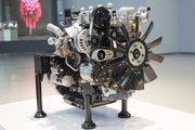潍柴WP3N160E50 160马力 3L 国五 柴油发动机