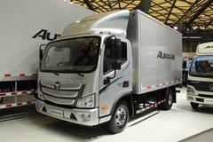 福田 欧马可S3 143马力 4.2米单排厢式轻卡(BJ5088XXY-F2) 卡车图片
